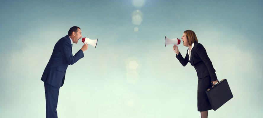 cómo resolver conflictos en el trabajo