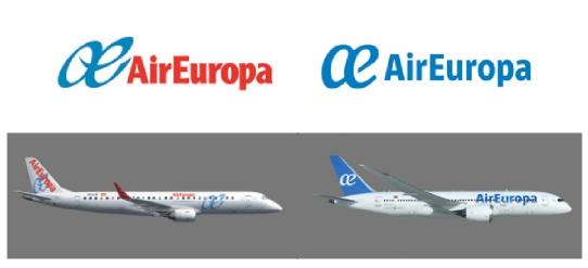cambio imagen air europa