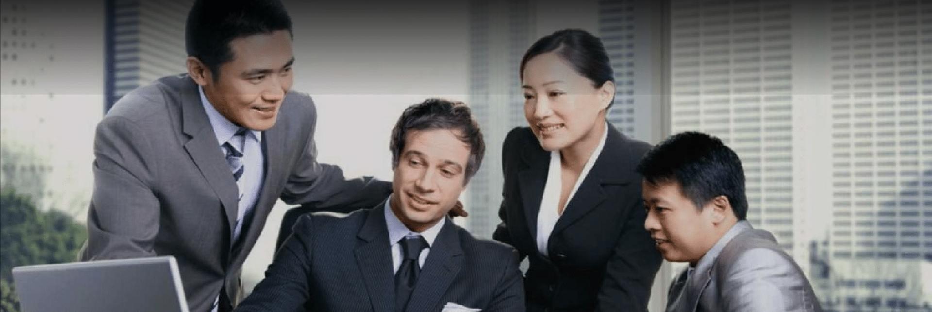 Protocolos internacionales de negocios
