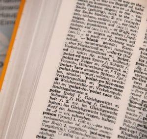 Correccion de textos y estilo en ingles