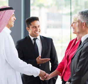 protocolo-saludo-empresa-arabe